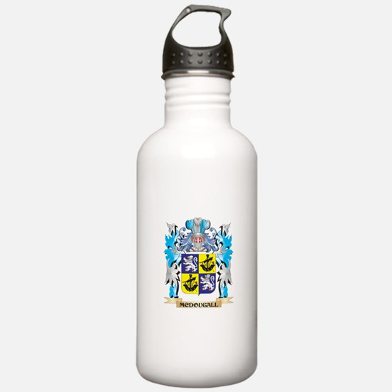 Mcdougall Coat of Arms Water Bottle