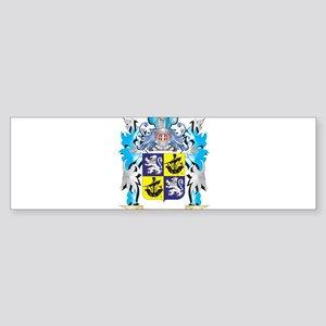 Mcdougall Coat of Arms - Family Cre Bumper Sticker