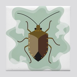 Stinkbug Tile Coaster