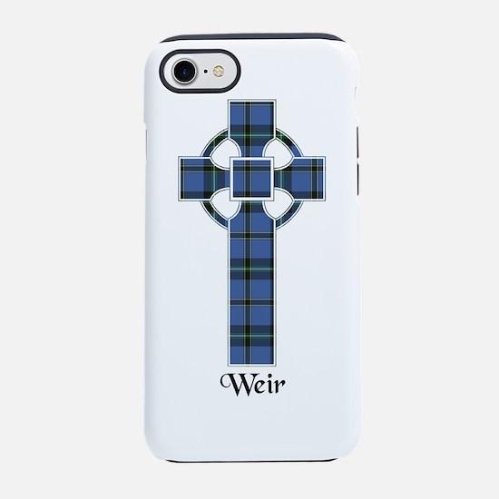Cross-Weir iPhone 7 Tough Case