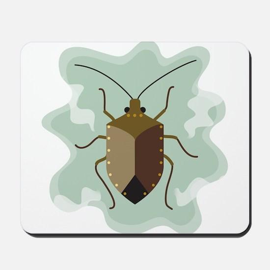 Stinkbug Mousepad
