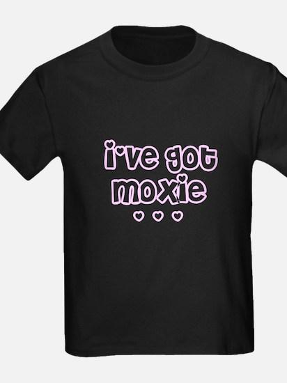 I've got moxie T