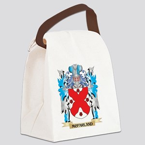 Mcfarland Coat of Arms - Family C Canvas Lunch Bag