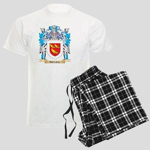 Mcgill Coat of Arms - Family Men's Light Pajamas