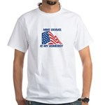 MIKE GRAVEL is my homeboy White T-Shirt