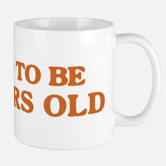Proud to be 66 Years Old Mug