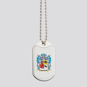 Mcgrath Coat of Arms - Family Crest Dog Tags