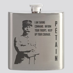 Petain Flask
