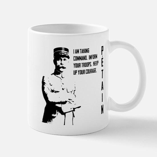 Petain Mugs