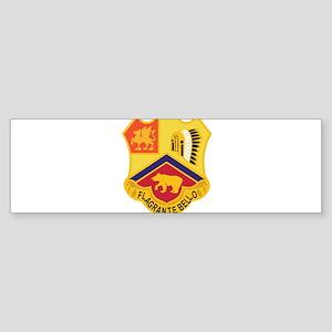 83 Field Artillery Regiment Bumper Sticker