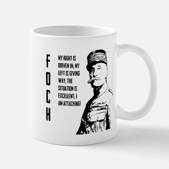 Foch Mugs