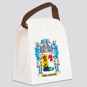 Mclachlan Coat of Arms - Family C Canvas Lunch Bag