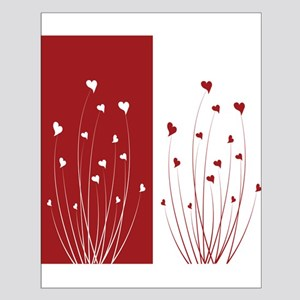 Love Flower Posters Small Poster