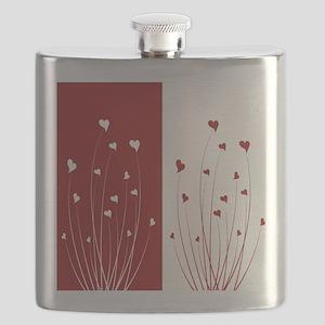 Love Flower Flask