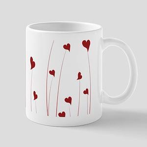 Love Flower Mugs