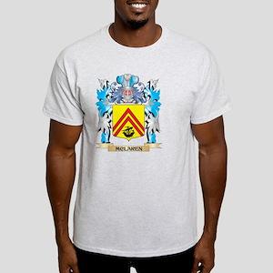 Mclaren Coat of Arms - T-Shirt
