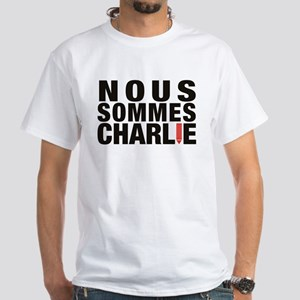 Nous Sommes Charlie T-Shirt