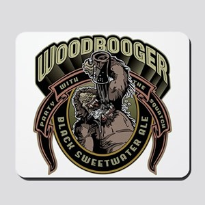 Woodbooger Black Sweetwater Ale Mousepad