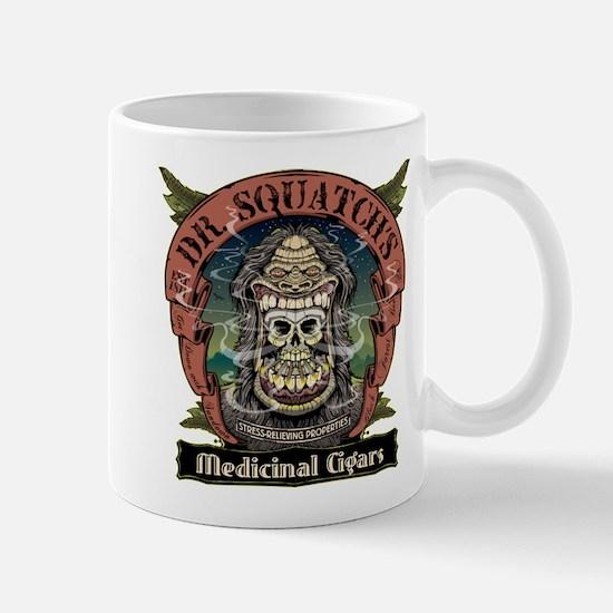 Dr. Squatchs Medicinal Cigars Mugs