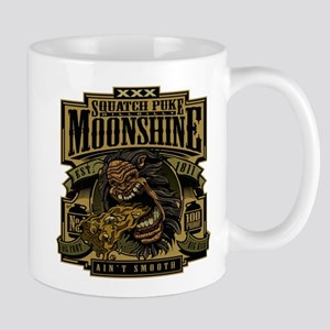 Squatch Puke Hillbilly Moonshine Mugs