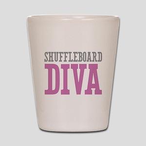 Shuffleboard DIVA Shot Glass