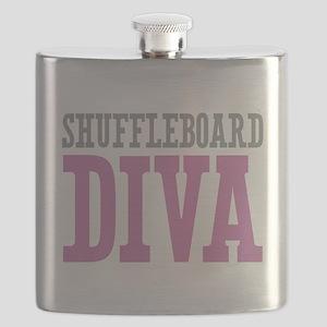 Shuffleboard DIVA Flask