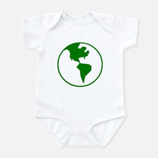 Green Earth Infant Bodysuit