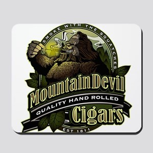 Mountain Devil Cigars Mousepad