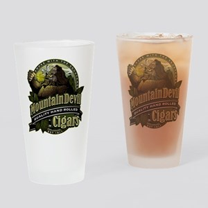 Mountain Devil Cigars Drinking Glass