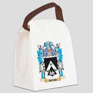 Mcnab Coat of Arms - Family Crest Canvas Lunch Bag