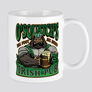 OSquatchs Irish Pub Mugs