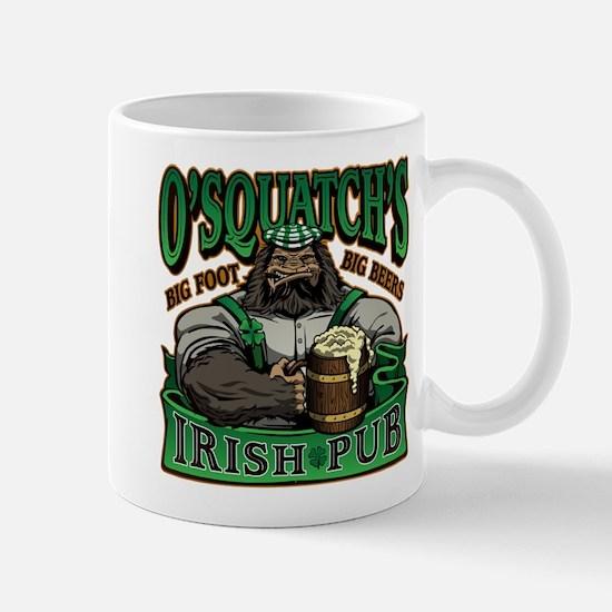 OSquatchs Irish Pub Mugs