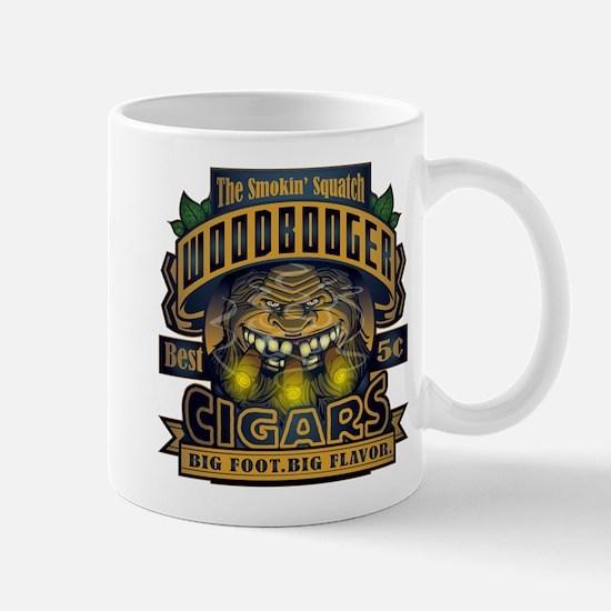 Wood Booger Cigars Mugs