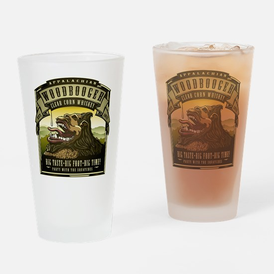 Appalachian Woodbooger Clear Corn Whiskey Drinking