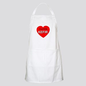 I love Kefir Apron