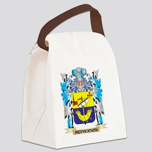 Mcpherson Coat of Arms - Family C Canvas Lunch Bag