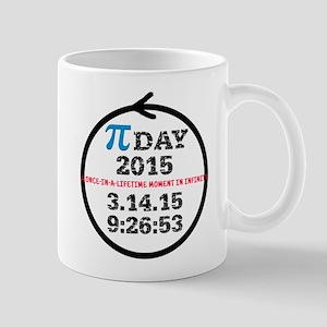 Pi Day 2015 Mugs