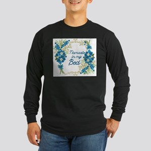 sleepy humor Long Sleeve T-Shirt