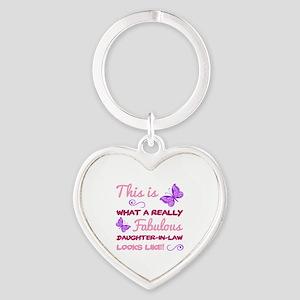 Heart Keychain