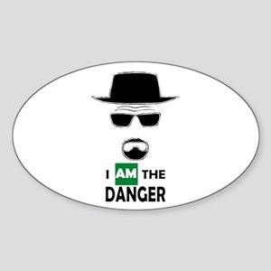I Am The Danger Sticker