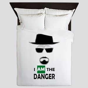 I Am The Danger Queen Duvet