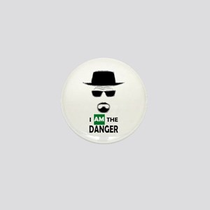 I Am The Danger Mini Button