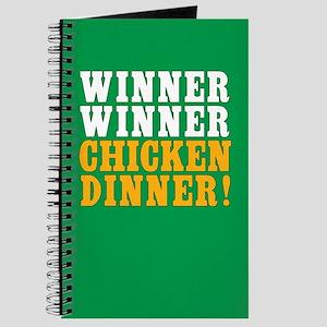 Winner Winner Chicken Dinner Journal