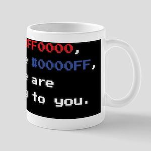 Video Game Valentine (White Text) Mug