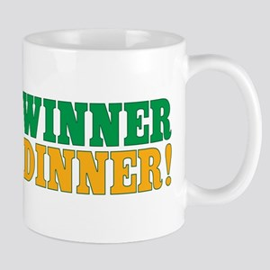 Winner Winner Chicken Dinner Mugs