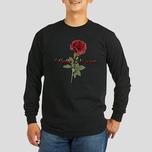 Bella Nonna Long Sleeve Dark T-Shirt