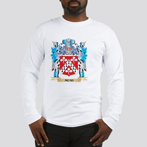 Mead Coat of Arms - Family Cre Long Sleeve T-Shirt