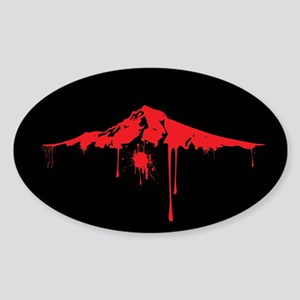 Bloody Rainier Sticker