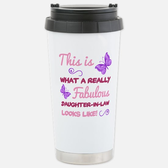 Fabulous Daughter-In-Law Mugs