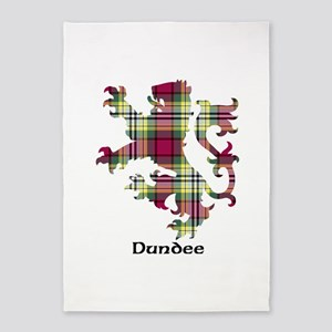 Lion - Dundee dist. 5'x7'Area Rug